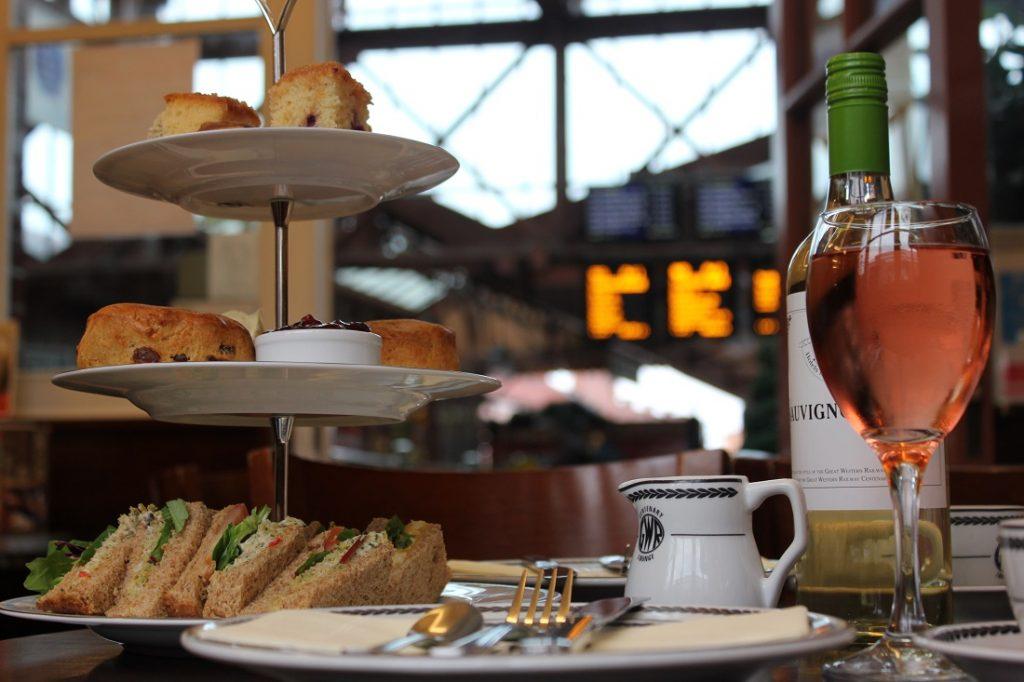 Centenary Lounge Food