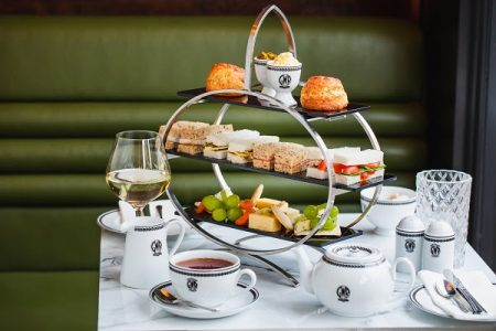 Afternoon Tea at Centenary Lounge