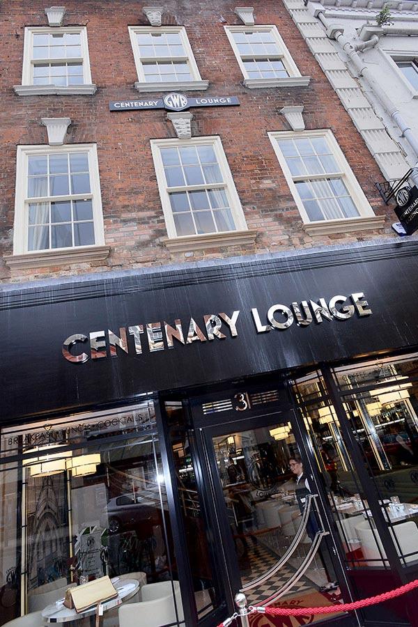 Centenary Lounge Worcester