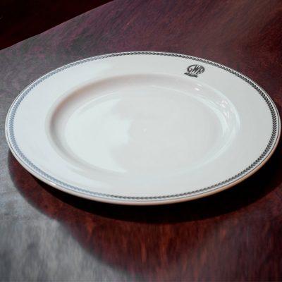 GWR Dinner Plate