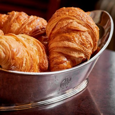Buttery Croissants x 2