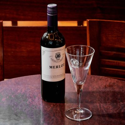 GWR Bottle of Red Wine