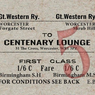 Return Ticket to Worcester